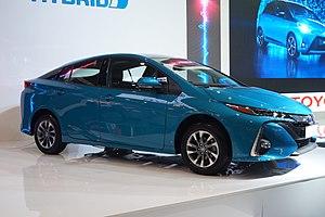 Charming Toyota Prius Plug In Hybrid