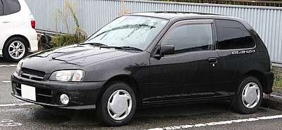 Toyota Starlet - Wikiwand