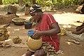 Traditional pottery in Nigeria (Ikpu ite) 12.jpg