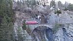 Train below Mistail, aerial photography.jpg