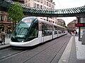TramStrasbourg lineA HommeFer Terminus.JPG