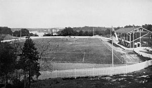 Tranebergs Idrottsplats - Image: Traneberg 1912