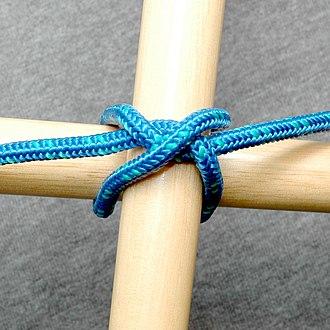 Transom knot - Image: Transom knot ABOK 1255