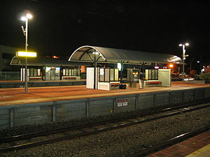 McIver railway station - Image: Transperth Mc Iver Train Station