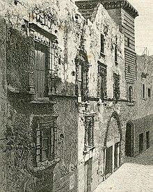 Palazzo della giudecca wikipedia for Casa di architettura gotica