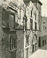 Trapani casa gotica in via Giudecca (xilografia di Barberis 1892).jpg