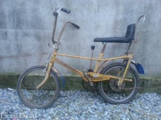"""Lines Bros - The """"Tri-ang Unity Dragster TT"""" Bicycle."""