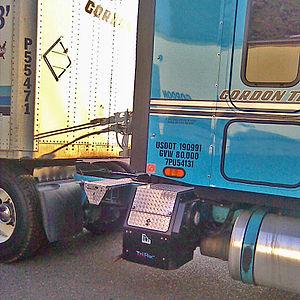 Thermo King - TriPac APU on truck