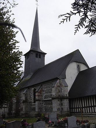 Triqueville - Image: Triqueville 1