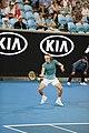 Tsitsipas at Aussie Open (31849152017).jpg