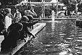 Tuinbouwtentoonstelling Floriade trok het paasweekend ongeveer 100.000 bezoekers, Bestanddeelnr 932-1010.jpg