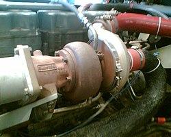 Le turbocompresseur. 250px-TurboRenaultMagnum