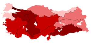Turkey total COVID-19 cases by NUTS-1 regions.png