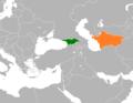 Turkmenistan Georgia Locator.png