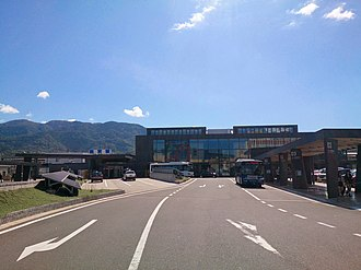 Tsuruga Station - Tsuruga Station in September 2018