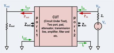 Аттенюатор 6 дб схема