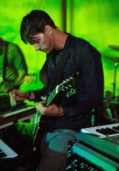 Picture of a band or musician: Tycho