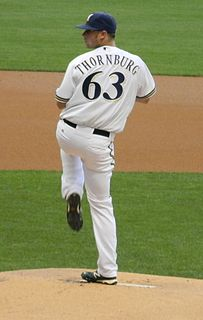 Tyler Thornburg American baseball player