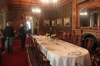 Tyntesfield - The Dining Room