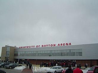 UD Arena - University of Dayton Flyers