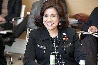 Margarita Cedeño de Fernández - Image: UNCTAD SG MEETING DSC8109 (6465007801)