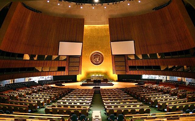 L'Assemblée Générale de Beauxbatons 640px-UN_General_Assembly_hall