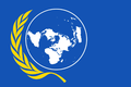 UN bastardisation earth flag.png
