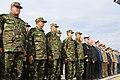 US, NATO, Romanian partners break ground on missile defense complex (10601908856).jpg