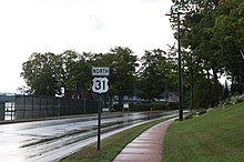 Photograph showing US 31