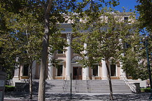 Old Santa Clara county court house. 161 North ...