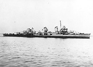 USS Chevalier (DD-451), 1942