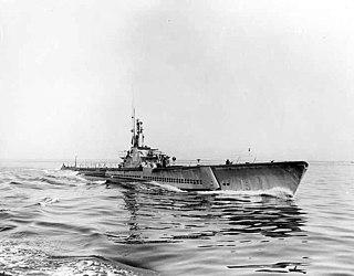 USS <i>Crevalle</i> (SS-291)