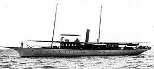 USS Florence (SP-173) - Image: USS Florence World War I