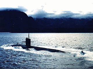USS <i>Portsmouth</i> (SSN-707) Los Angeles-class submarine