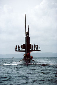 USS Scamp (SSN-588)