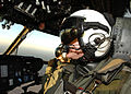 US Navy 021217-N-4374S-014 Aircrew Survival Equipmentman 1st Class David Cummings, assigned to Vanguards of Helicopter Mine Countermeasure Squadron Fourteen (HM-14).jpg