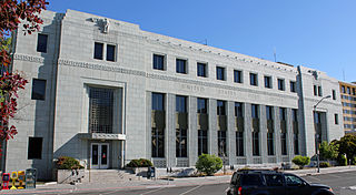 Reno Main Post Office United States historic place