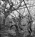 US Ranger Goes To British Battle School- Americans Train For Battle in the UK, 1943 D13680.jpg