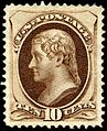 US stamp 1870 10c Jefferson.jpg