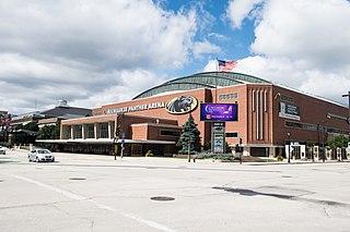 UW–Milwaukee Panther Arena Arena in Wisconsin, United States
