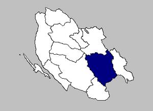 Udbina - Image: Udbina