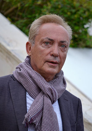 Udo Kier - Kier at the 2011 Cannes Film Festival