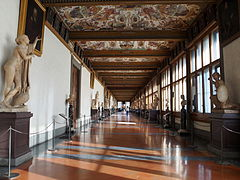 Galerie des offices wikip dia - La galerie des offices site officiel ...