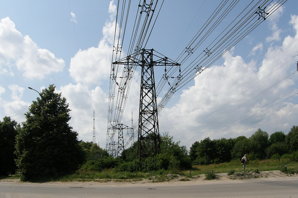 lutsk compact overhead powerline wikipedia