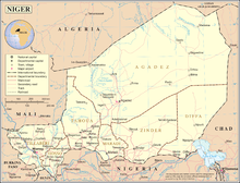 Outline of Niger - Wikipedia