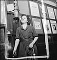 Underground Railway Women- Women at work on London's Tube Network, 1942 D9496.jpg