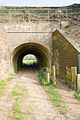 Underpass beneath railway line at Compton - geograph.org.uk - 1235135.jpg