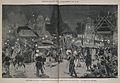 Une fête de nuit à l'exposition coloniale de l'esplanade des Invalides - Le défilé du cortège.jpg