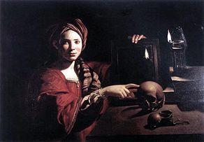 Unknown French Master - Allegory of the Vanity of Earthly Things.JPG