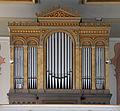 Unteressendorf Pfarrkirche Orgel 2.jpg